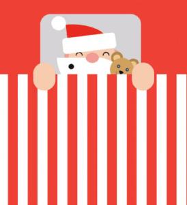 emoticono navidad