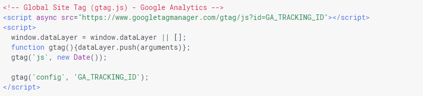 etiqueta google analytics semymas