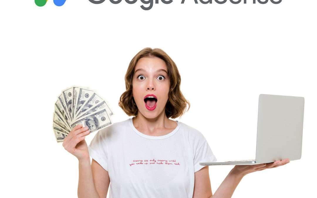 Google AdSense – Ingresos para tu web