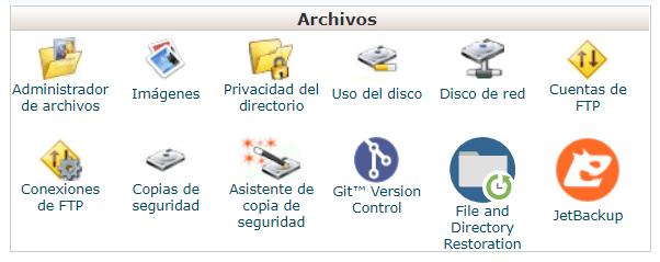 archivos-cpanel